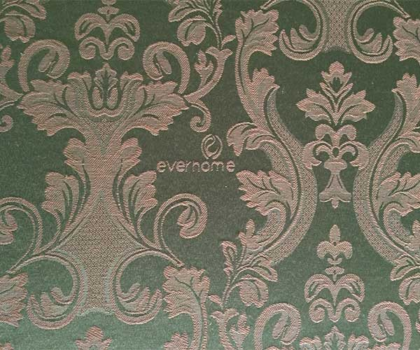 Đệm bông ép Everhome Vải gấm 2