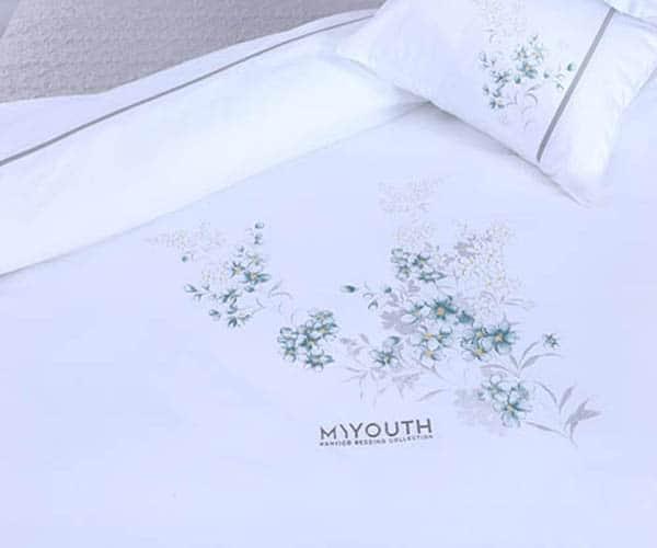 Bộ Chăn Ga Gối My Youth MYC1 2