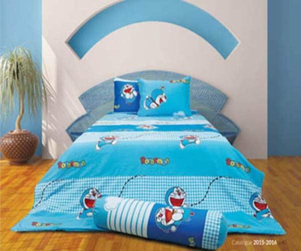 Bộ Chăn Ga Gối Sông Hồng Doraemon SH_D15 009