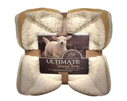 Chăn Lông Cừu Ultimate 1