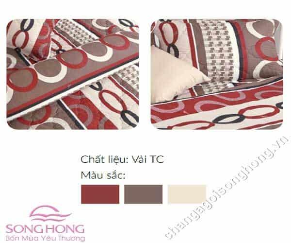 Chăn xuân thu sông hồng mã màu SH_C14 T06 6