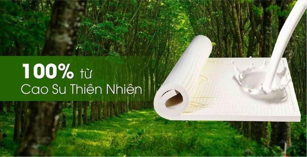 Nệm cao su thiên nhiên Kim Cương