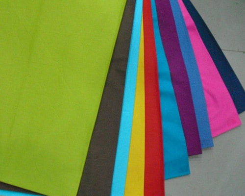 Vải Cotton 35/65 là sự kết hợp giữa 2 chất liệu Cotton và PE