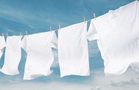 Vải tencel được bảo quản tốt hơn khi phơi khô dưới ánh nắng