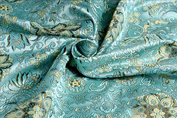 vải damask jacquard thế giới đệm việt