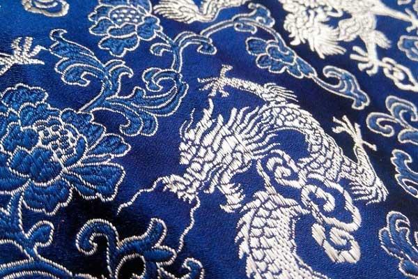 vải thổ cẩm jacquard thế giới đệm việt