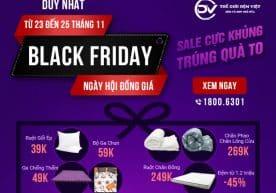 Khuyến Mại Black Friday – Sale Cực Khủng
