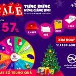 Sale Tưng Bừng – Mừng Giáng Sinh