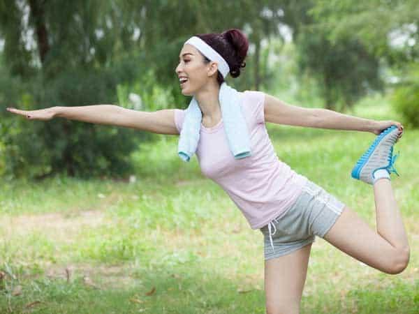 Tập thể dục đều đặn giúp cải thiện giấc ngủ hiệu quả