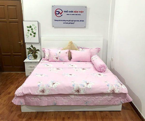 Bộ chăn ga gối Việt Á VP 906 3