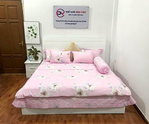 Bộ chăn ga gối Việt Á RT_P03