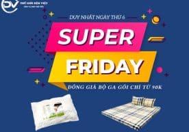 Super Friday – Đồng giá 90K