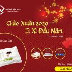 CHÀO XUÂN 2020 – LÌ XÌ ĐẦU NĂM