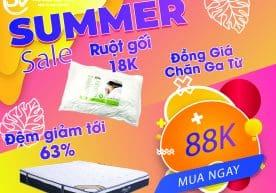 Summer Sale tháng 8