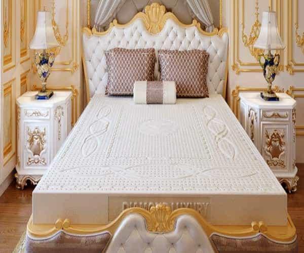 Nệm cao su Kim Cương Princess Diamond Luxury