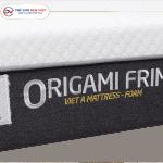 Đệm lò xo domino origami firm
