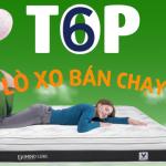 Top 6 Sản Phẩm Đệm Lò Xo Chính Hãng, Bán Chạy Nhất